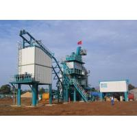 Quality Container Type 80T Output Asphalt Mixing Plant With 6800mm Length Drying Drum And Itlia Burner wholesale