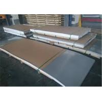 Best ASTM 310 SS Plate , Customized Length Restaurant Stainless Steel Sheets wholesale
