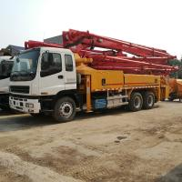 Best Hot Sale Uesd Putzmeister 38 42M Truck Mounted Concrete Pump Truck  for sale wholesale