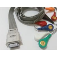 Best Biomedical Bi9800/9000 One Piece Ecg Cable , 7 Leads Patient Cable For Ecg Machine wholesale