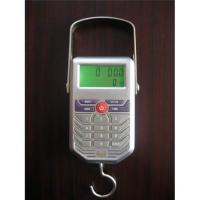 Best KL-238 Solar Powered Digital Luggage Hanging Scale with Price-Counting Feature wholesale