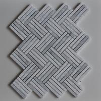 Details Of Cararra Grey Stone Mosaic Tile Micro