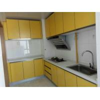 Details of contemporary kitchen cupboards kitchen for Cheap kitchen cupboards