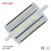 Best Europe type 5630 SMD LED R7S 11W LED BULB/ LED lamp for led flood lighting wholesale
