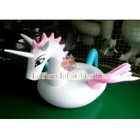Best Pegasus Lounger Inflatable Pool Floats , Funny Inflatable Water Park Games wholesale