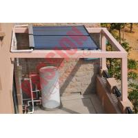 Best 500L Split Pressure Solar Water Heater Evacuated Tube Heat Pipe Solar Collector wholesale