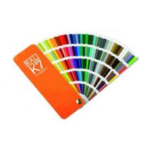 Best Ral color card number Ral k7 classic color chart Ral k7 colour chart ral k7 ral colour chart international metal card wholesale