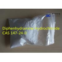 Best Fine Chemical Product Buy Diphenhydramine Hydrochloride CAS 147-24-0 Factory wholesale