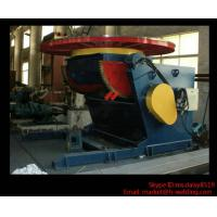Best Standard 2 Ton Revolving Welding Rotary Table Metallurgical Type With 1.2m Worktable wholesale