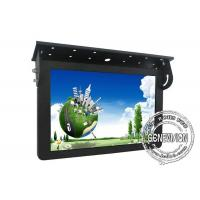 China 21.5inch 1080p Bus TV Screen Android 3G/4G GPS Wifi Portable Live Stream Digital Signage support Sync Displaying on sale