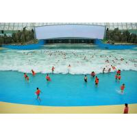 Best Artificial Wave Pool Surf Wave Machine For Children Powered By Vacuum Pump wholesale