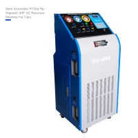 Best 1000G/Min Car AC Service Station R134a Refrigerant Recovery Machine wholesale