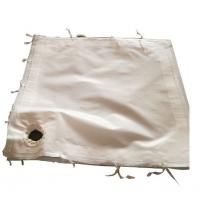 Best Fiberglass Woven Fabric Industrial Filter Cloth For Wast Incinerators wholesale