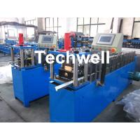 Best Light Steel Truss Stud Roll Forming Machine Thickness 0.4-1.0mm , 70mm Axis Diameter wholesale