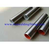 Best Incoloy Alloy 825 Seamless Nickel Alloy Pipe BS 3074NA16 ASTM B 163 ASTM B 423 wholesale