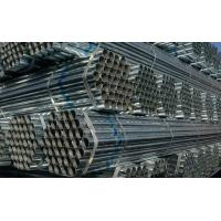 Best 08Yu, 08Al oiled / black color / galvanized Rectangle, Ellipse Welded Steel Pipes / Pipe wholesale
