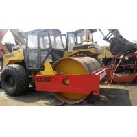 Best 14 Ton Used Smooth Wheel Roller Construction Equipment Dynapac CA30 Duetz Engine wholesale