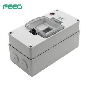 Best UV Protection Waterproof IP66 440V MCB Enclosure Box wholesale