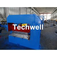 Best Hydraulic Arch Roof Bending Machine , Roofing Sheet Making Machine High Speed wholesale
