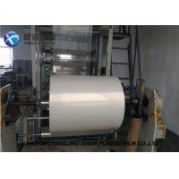 Cheap Form - Fill - Seal Packaging Film Rolls LDPE FFS Film Rolls / FFS Heavy Duty Films for sale