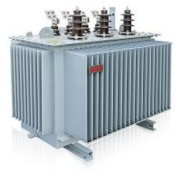 China Toroidal 3 Phase Oil Immersed Transformer High Frequency 35 KV 2000 KVA on sale