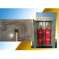 Best Low Toxicity Solo Fm-200 Fire Suppression Systems With 180L Storage wholesale