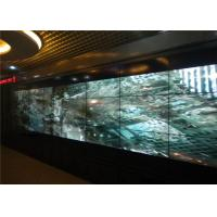 Cheap High Definition Indoor LED Video Wall With 5.3mm Seamless Wall Ultra Narrow for sale