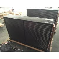 China FNVB - Type Refrigerator Condenser Air Cooled For Industrial Refrigeration Unit on sale