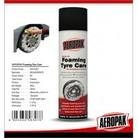 Best Anti Fading Car Care Products Foaming Wheel And Tire CleanerDissolves Dirt / Oil wholesale