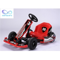Best 22KM/H 8 Years Old Kids Electric Go Kart With Simulated Pedal wholesale