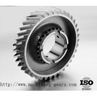 Quality Dis - Shaped Internal Helical Gears / Single Helical Gear For Transmitting wholesale