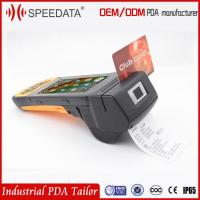 Best Smart Card Mobile Rfid Reader Biometric Android Fingerprint Scanner Printer wholesale