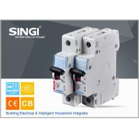 Best Breaking capacity reach to 10000 C25 1p waterproof miniature circuit breaker (mcb) wholesale