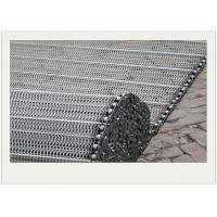 Best Balanced 304 Stainless Steel Mesh Conveyor Belt With High Temperature Resistant wholesale