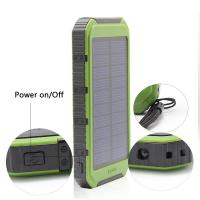 Best Compact External Battery Charger Backup Power Bank Waterproof wholesale