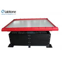 Buy cheap Mechanical Shaker Vibration Test Table For repetitive Shock , Loose load , or Bounce tests from wholesalers