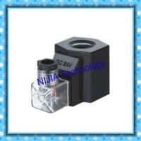 Class B H Coil For Solenoid Valve , Inset Diameter 20.2mm High 51.8mm