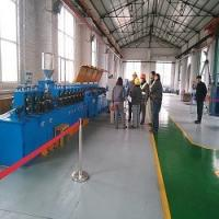 Buy cheap Touch screen flux cored mig welding wire producing facility from wholesalers