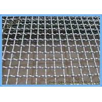 China 1/2 Inches Aluminum Crimped Woven Wire Mesh For Mine 1m X 25m Size on sale