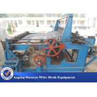 Best Mine Coal Crimped Wire Mesh Manufacturing Machine For Vibration Screen wholesale