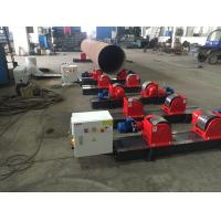 Best 5 Ton HGK Conventional Welding Rotator For 250 – 2300mm Vessel 2×0.37 Motor Power wholesale