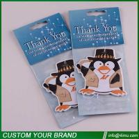 Best Sell factory good quality cheap price paper air freshener wholesale