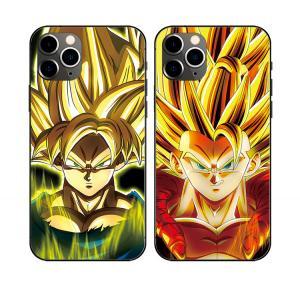 Best Goku 3D Lenticular Flip Plastic Phone Case For Souvenir wholesale