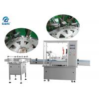 Best Fully Automatic Toner Filling Machine 10-30ml For Small Container wholesale