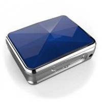 Best ABS Sapphire Mini GPS Tracker with SOS One Key Emergency Function and Auto Dialing wholesale