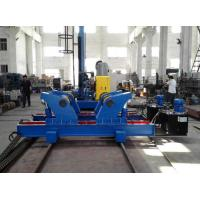 Buy cheap Hydrulic Welding Rotator Machine Manual Moving With Towline Beside Rail from wholesalers