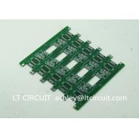 Best Pannelized Double Layer Making Printed Circuit Boards RoHS Hot Air Solder Level wholesale