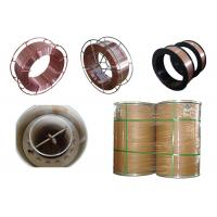 Best deposited metal G60 gas shield Si-Mn alloy Flux Cored Welding Wire for low carbon steel wholesale