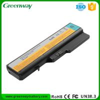 Buy cheap Greenway laptop battery replacement L09S6Y02 57Y6454  for LENOVO G460  B470 V460 Z465 series from wholesalers