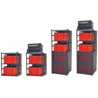 Best Indoor Combination Telecom Power Supply Compatible Battery Rack Optional Layers wholesale